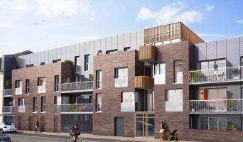 Le Havre programme immobilier rénové « Les Jardins des Docks » en loi pinel