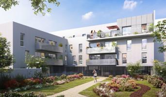 Le Havre programme immobilier neuve « Les Jardins des Docks » en Loi Pinel  (2)