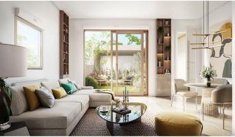 Mauguio programme immobilier neuve « Mas de la Font »  (2)
