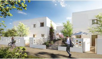 Mauguio programme immobilier neuve « Mas de la Font »  (3)