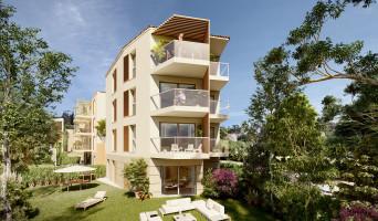 Cannes programme immobilier neuve « Jacaranda » en Loi Pinel