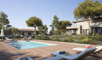Sainte-Maxime programme immobilier neuve « Le Clos d'Alice » en Loi Pinel