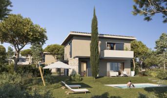 Sainte-Maxime programme immobilier neuve « Le Clos d'Alice » en Loi Pinel  (2)