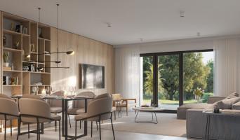 Sainte-Maxime programme immobilier neuve « Le Clos d'Alice » en Loi Pinel  (3)