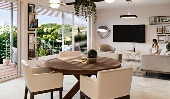 Saint-Raphaël programme immobilier neuve « Cérès » en Loi Pinel  (2)