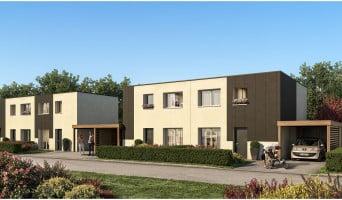 Houplines programme immobilier neuf « Domaine Adèle » en Loi Pinel