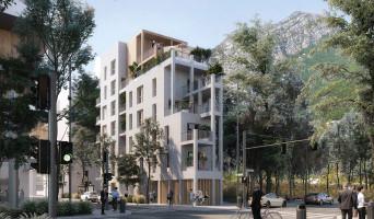Grenoble programme immobilier rénové « Scala » en loi pinel