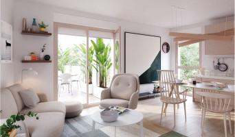 Grenoble programme immobilier neuve « Scala » en Loi Pinel  (2)