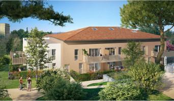 Villeneuve-lès-Avignon programme immobilier neuve « Domaine des Grands Pins » en Loi Pinel  (2)