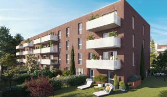 Valenciennes programme immobilier neuve « Rivéa »
