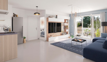 Valenciennes programme immobilier neuve « Rivéa »  (2)