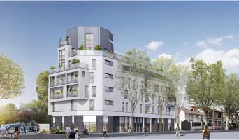 Noisy-le-Sec programme immobilier neuve « Novo »