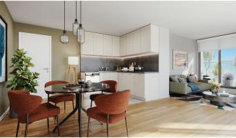 Noisy-le-Sec programme immobilier neuve « Novo »  (4)