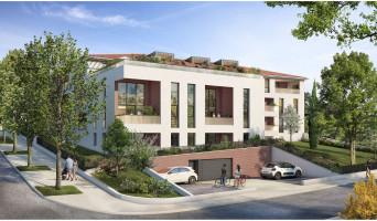 Saint-Orens-de-Gameville programme immobilier rénové « Sainto Vista » en loi pinel
