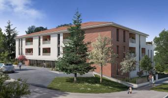 Saint-Orens-de-Gameville programme immobilier neuve « Sainto Vista » en Loi Pinel  (2)