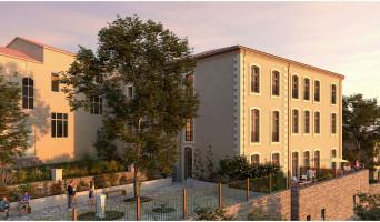 Béziers programme immobilier rénové « Maison Bourguet »