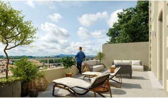 Béziers programme immobilier neuve « Maison Bourguet »  (2)