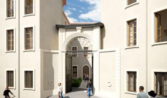 Béziers programme immobilier neuve « Maison Bourguet »  (3)
