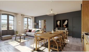 Béziers programme immobilier neuve « Maison Bourguet »  (4)