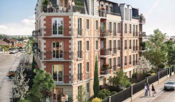 Gagny programme immobilier rénové « Allure » en loi pinel