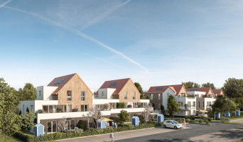 Wimille programme immobilier neuf « Le Wim' »