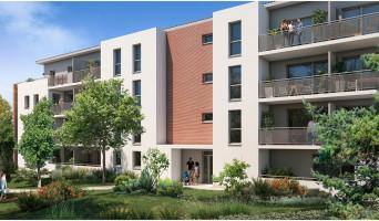 Toulouse programme immobilier neuve « Le Jardin de Marius »