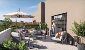 Montpellier programme immobilier neuve « Villa d'Ô » en Loi Pinel  (2)