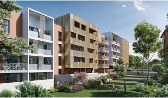 Montpellier programme immobilier neuve « Villa d'Ô » en Loi Pinel  (3)