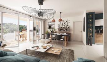 Montpellier programme immobilier neuve « Villa d'Ô » en Loi Pinel  (4)