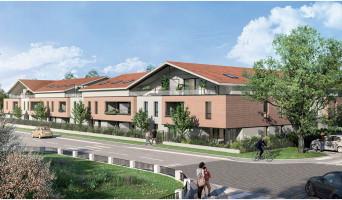 Escalquens programme immobilier neuf « L´Initiale