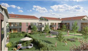 Escalquens programme immobilier neuve « L´Initiale » en Loi Pinel  (2)