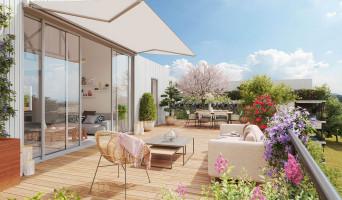 Toulouse programme immobilier neuve « Natura » en Loi Pinel  (2)