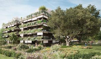 Toulouse programme immobilier neuve « Natura » en Loi Pinel  (3)