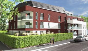 Croix programme immobilier rénové « Tempo » en loi pinel