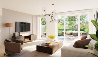 Croix programme immobilier neuve « Tempo » en Loi Pinel  (2)
