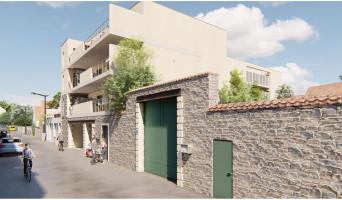 Aimargues programme immobilier rénové « Le Clos Marcelin » en loi pinel