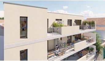 Aimargues programme immobilier neuve « Le Clos Marcelin » en Loi Pinel  (3)