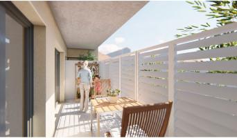 Aimargues programme immobilier neuve « Le Clos Marcelin » en Loi Pinel  (5)