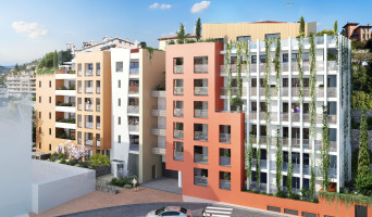 Menton programme immobilier rénové « Val D'or Nue Propriété »