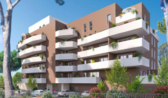 Nîmes programme immobilier neuf « Villa Esmée