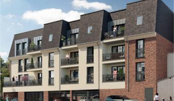 Margny-lès-Compiègne programme immobilier rénové « Les 2 Rives » en loi pinel