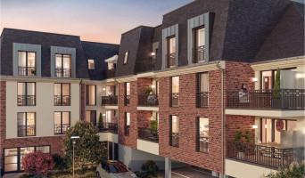 Margny-lès-Compiègne programme immobilier neuve « Les 2 Rives » en Loi Pinel  (2)