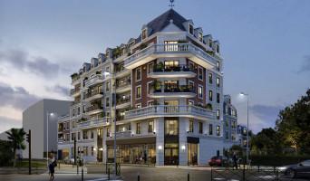 Le Blanc-Mesnil programme immobilier rénové « Résidence n°219042 » en loi pinel