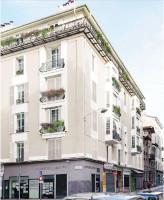 Nice programme immobilier à rénover « 27 Lamartine Dernier Etage » en Loi Pinel ancien  (2)