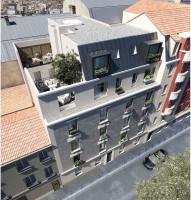 Paris programme immobilier neuve « Artistyk » en Loi Pinel  (2)