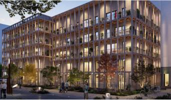 Nantes programme immobilier neuf « Carré des Sens » en Loi Pinel