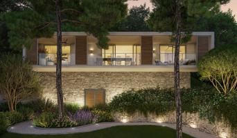 Nîmes programme immobilier neuve « Domaine de la Pinède » en Loi Pinel  (2)