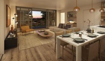 Nîmes programme immobilier neuve « Domaine de la Pinède » en Loi Pinel  (3)