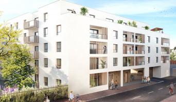 Limoges programme immobilier rénové « Opaline » en loi pinel