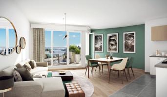 Nantes programme immobilier rénové « Pavillon Cambronne »